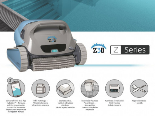 Roll-up Zenit Robot Z3i