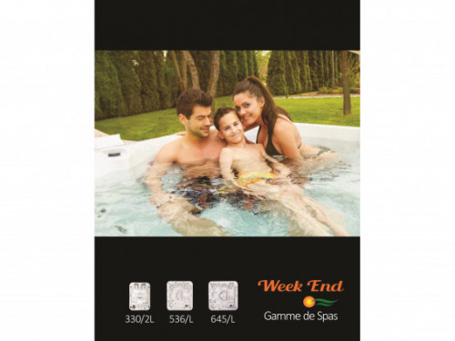 Week-end Spa Catalog